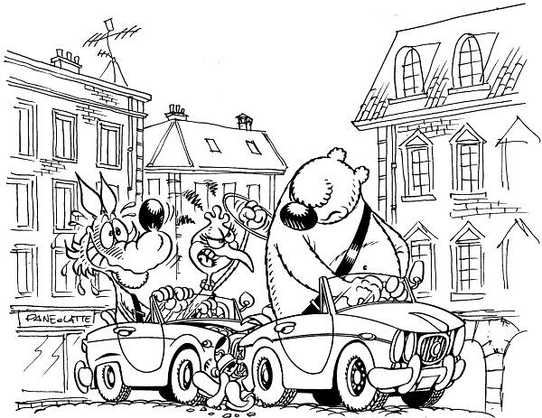Mostra Cars & Comics: l'auto interpretata dai grandi autori del fumetto a Modena