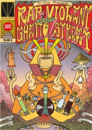Rap Violent in the Ghetto Street (Dr.Pira)