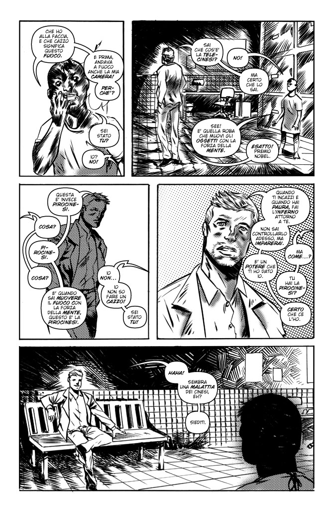 Fire Road #2 pg8
