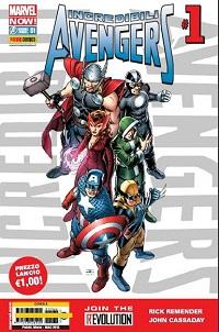 Marvel Now!: Gli incredibili Avengers di Rick Remender e John Cassaday