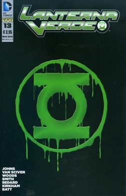 Lanterna Verde #13 (AA. VV.)