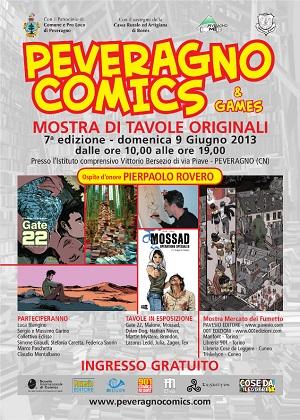 Il programma di Peveragno Comics & Games 2013