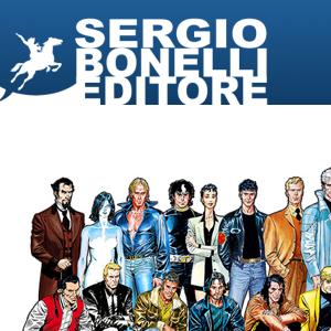 Online il nuovo sito di Sergio Bonelli Editore