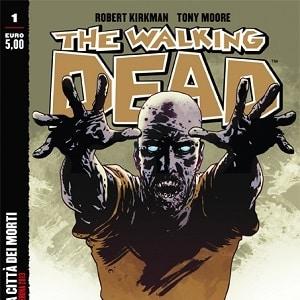 The Walking Dead cover variant Verona in vendita da settembre sul sito saldaPress