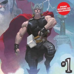 Marvel Now!: Thor dio del tuono #1