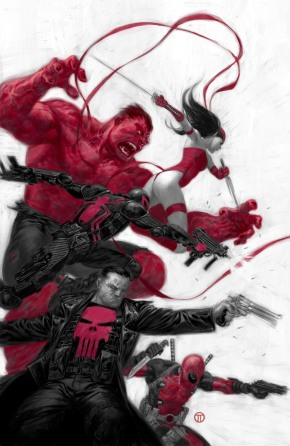 Marvel Now!: Devil & I Cavalieri Marvel 17