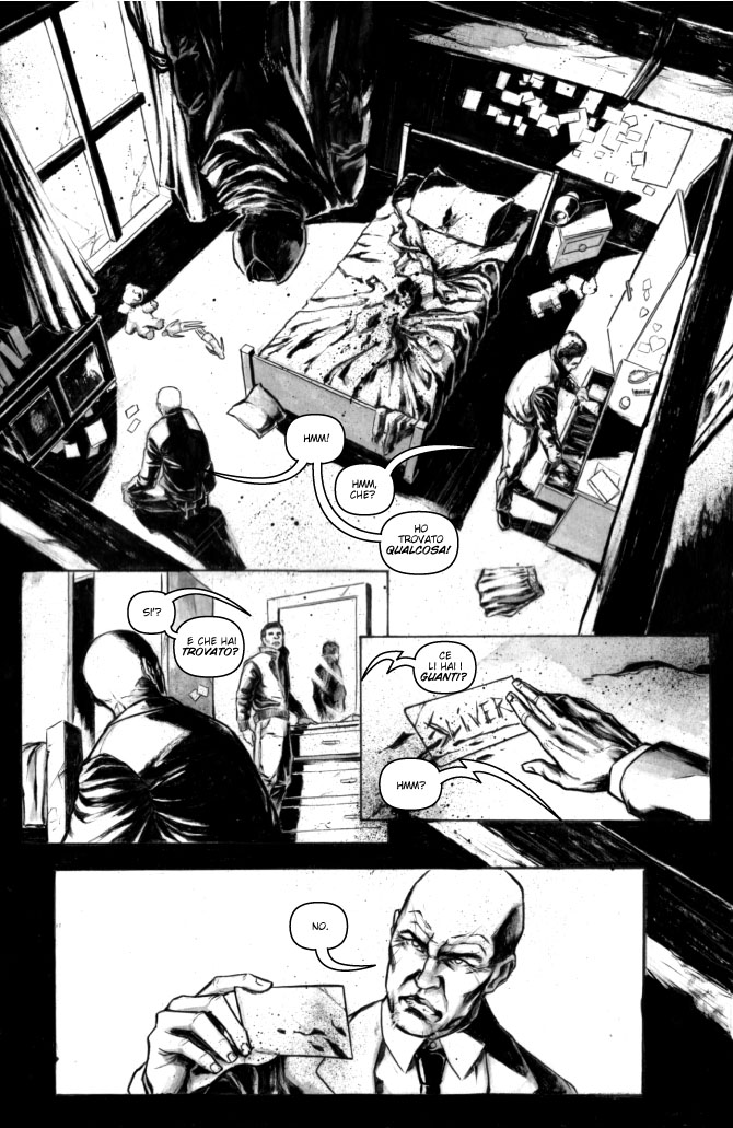 Wicked #1 pg1