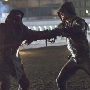 Interview with James Banford, fight coordinator of Arrow
