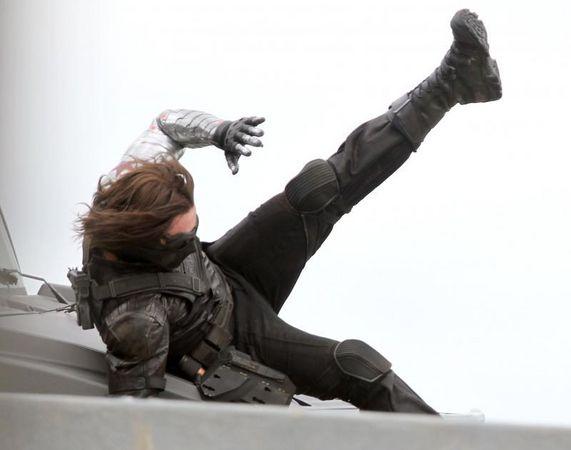 Nuvole di Celluloide: Captain America: The Winter Soldier, The Walking Dead e altre news_Nuvole di celluloide