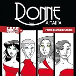 """Shockdom presenta: """"Donne a Matita"""", maternità e lavoro raccontate con i fumetti"""
