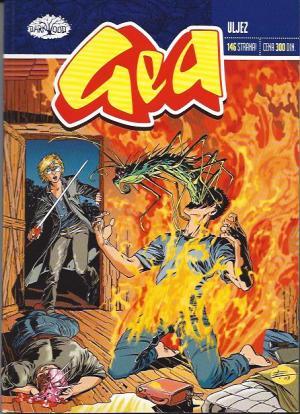 """Gea omnibus: Luca Enoch e la Panini Comics ci svelano tutto sul clamoroso ritorno della """"baluarda"""""""