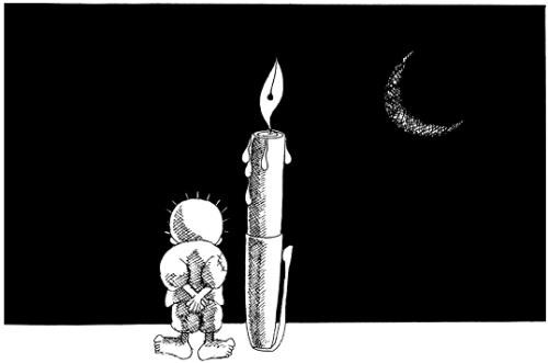 Filastin: Naji al-Ali e la resistenza disegnata del popolo palestinese