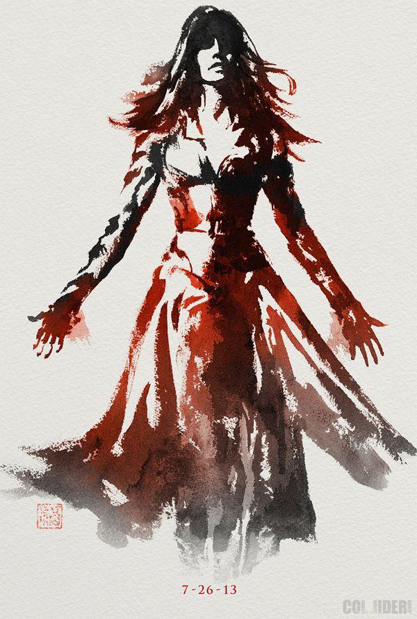 Wolverine: L'immortale - Un poster per Jean Grey
