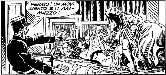 """Gigi Simeoni: Le Storie #8 - """"Amore nero"""" ai tempi della Belle Époque"""