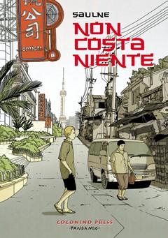 """Coconino Press/Fandango presenta il nuovo graphic novel di Saulne: """"Non costa niente"""""""