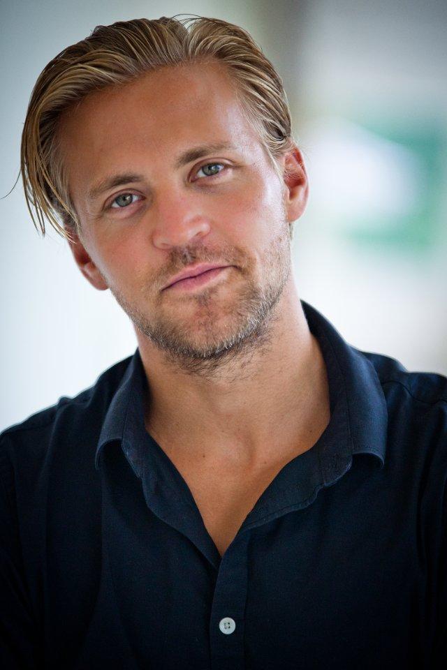 Tobias Santelmann nel cast di Hercules