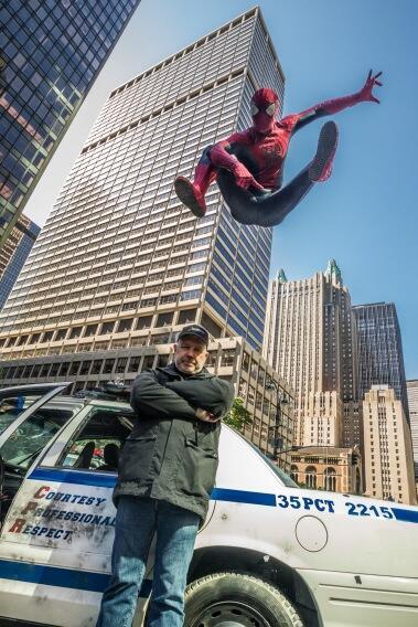 The Amazing Spider-Man 2: nuova immagine da twitter