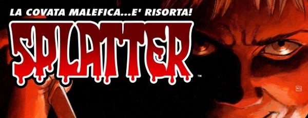 Torna Splatter, la mitica rivista curata da Paolo di Orazio