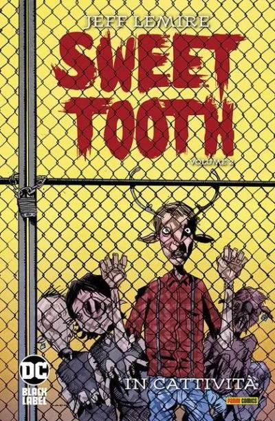 sweet tooth 2 copertina