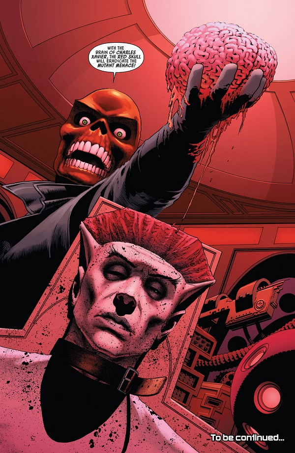 uncanny-avengers-1-cliffhanger-with-charles-xavier-brain1_Recensioni