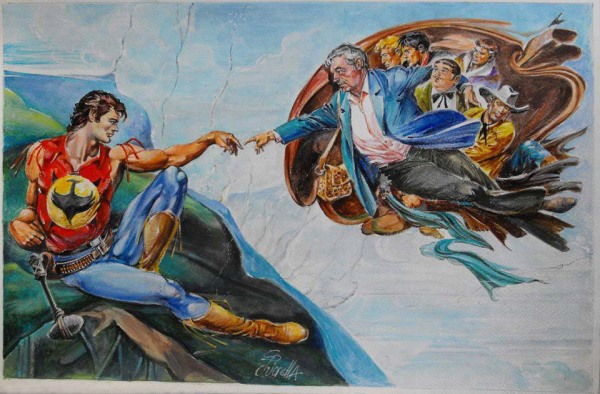 Omaggio a Zagor: analisi e tributi_Speciali