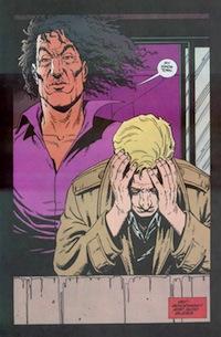 Illustrazione di Steve Dillon, dal n. 82, p. 23. © dc Comics/Vertigo