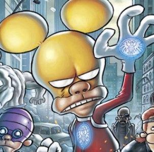 Rat-Man #96 – Battaglia per la Terra! (Ortolani)