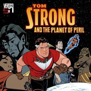 Tom Strong, il personaggio creato da Alan Moore, ritorna alla Vertigo