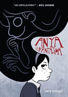 """""""Anya e il suo fantasma"""" di Vera Brosgol, una ghost story per giovani lettrici"""