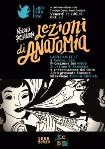 Il 19 luglio Treviso Comic Book Festival e Nicolò Pellizzon al Lago Film Festival