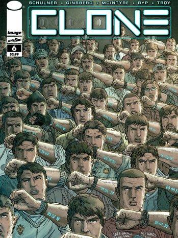 Clone di Image Comics adattato per la NBC
