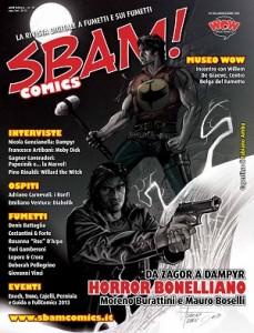 E' online il numero 10 di SBAM! Comics