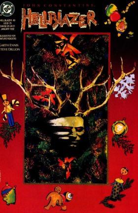 Garth Ennis - Hellblazer (1 di 3): il dito medio di Satana_Approfondimenti