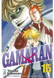 Si conclude in Giappone Gamaran, il manga di Yosuke Nakamaru pubblicato in Italia da Star Comics