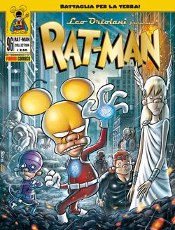 Rat-Man #96 - Battaglia per la Terra! (Ortolani)