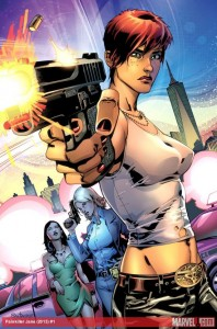 Nuova serie Marvel per Painkiller Jane