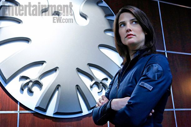 Cobie Smulders in Marvel's Agents of S.H.I.E.L.D.