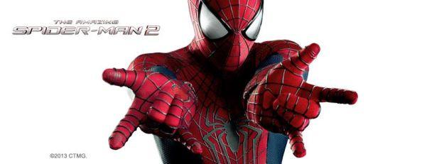 The Amazing Spider-Man 2: nuova immagine e logo ufficiale