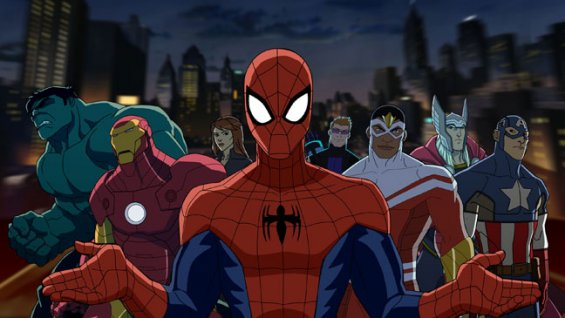 Disney XD rinnova Ultimate Spider-Man