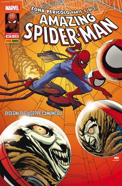 Spider Man #597 (Slott, Camuncoli, Kesel, Medina, Yost, Pham, Brown, Bunn, Shalvey.)