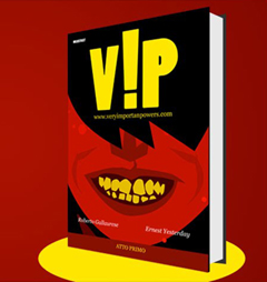 V!P: un webcomics italiano tenta il salto verso la carta con il crowd-funding