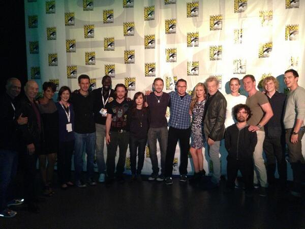 San Diego - Presentato X-Men: Days of Future Past