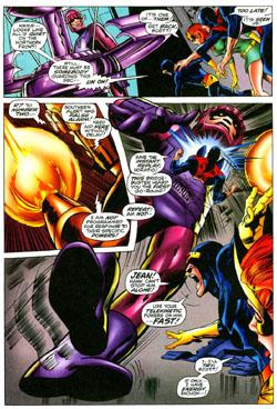 Marvel Comics - Una Storia di Eroi e Supereroi: aneddoti mutanti