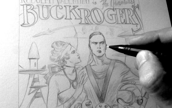 Omaggio a Rodolfo Valentino dai fumettisti italiani, in mostra a Castellaneta_Notizie
