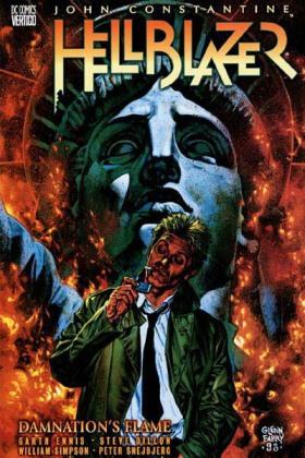 Garth Ennis - Hellblazer: la fiamma della dannazione