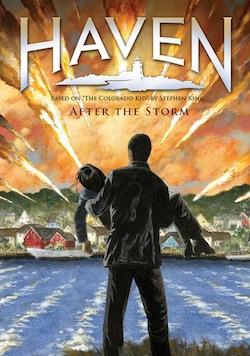 Graphic Novel per la serie tv Haven