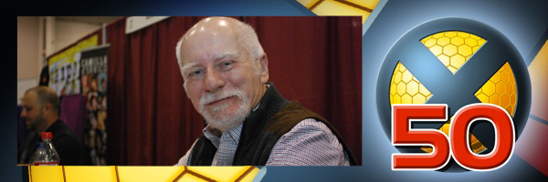 X-Authors # 1: Chris Claremont speaks