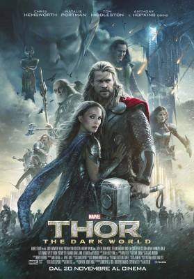 Il trailer italiano di Thor: The Dark World