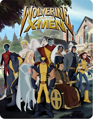 Gli X-Men a cartoni animati