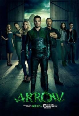Arrow: seconda stagione su Italia 1 a Natale